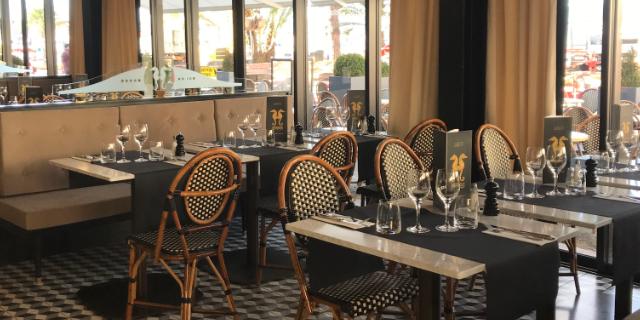 Restaurant Le Touring St Raphaël
