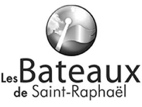 Logo Les bateaux Saint-Raphael